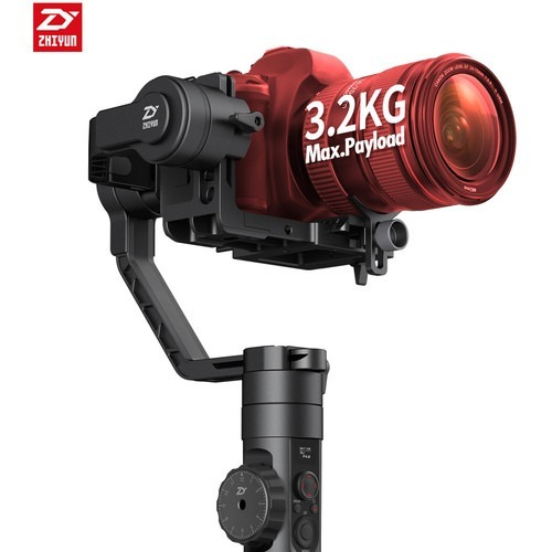 גימבל  Zhiyun Tech Crane 2 3-Axis Stabilizer