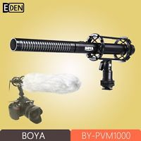 מיקרופון Boya BY-PVM1000L Pro Shotgun Video DSLR Camera Microphone
