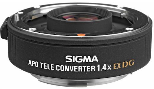 מכפיל עדשה לניקון Sigma 1.4x DG EX APO Teleconverter For NIKON