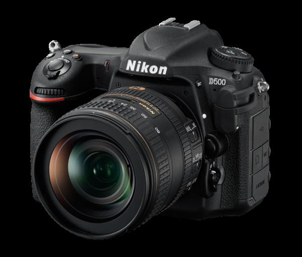מצלמת ניקון D500 DX NIKON בודי