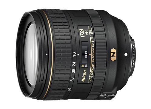ניקון עדשה Nikon AF-S DX Nikkor 16-80mm F2.8-4E ED VR