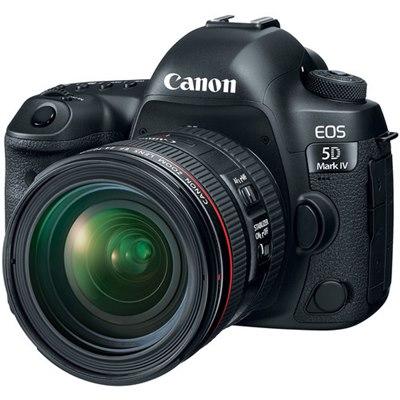 מצלמה רפלקס קנון DSLR  Canon EOS 5D Mark IV  +עדשה 24-70 II