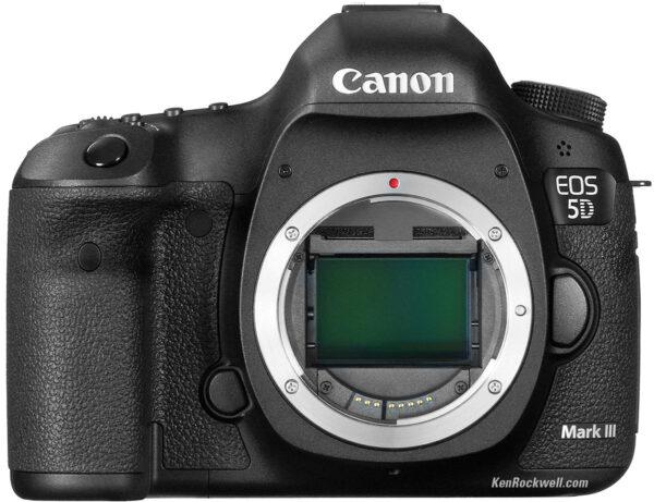 מצלמת קנון 5Dמארק 3  גוף בלבד  canon
