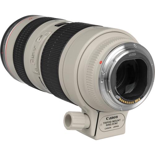 עדשת קנון Canon EF 70-200mm f/2.8L USM