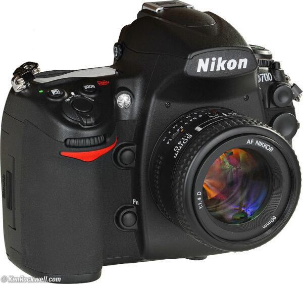 מצלמת ריפלקס ניקון DSLR D700 Body NIKON