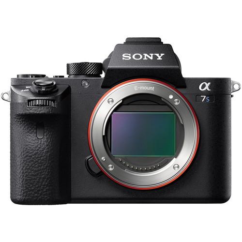 מבצע ***סט שלם ***מצלמה Sony Alpha A7S II   + עדשה 24-70   f4 +פלש 860 II עבור סוני
