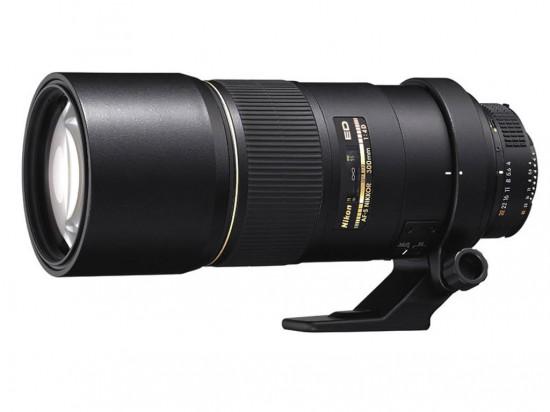 עדשת ניקון Nikon AF-S Nikkor 300mm f/4D