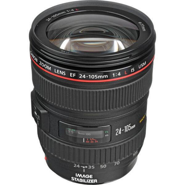 עדשה Canon EF 24-105mm f/4L IS USM קנון