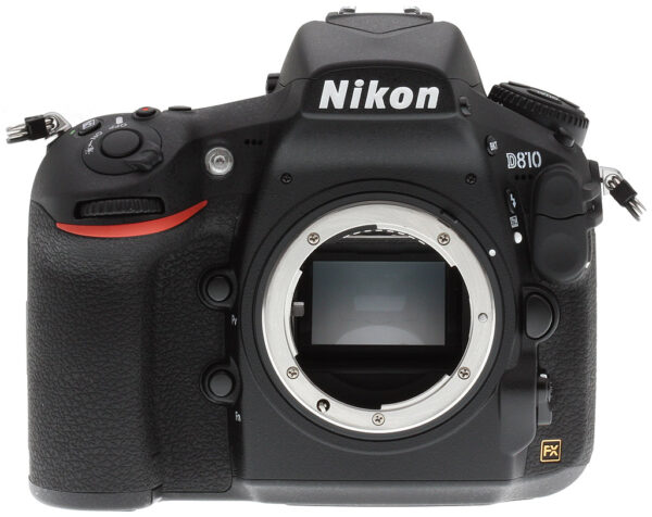 Nikon HD-SLR D810 Body גוף בלבד