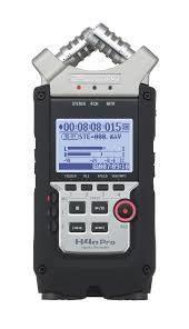 ZOOM H4n PRO מכשיר הקלטה 1