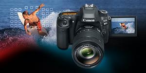 דיל מטורף CANON  80D  מצלמת קנון D80 +עדשת 18-135