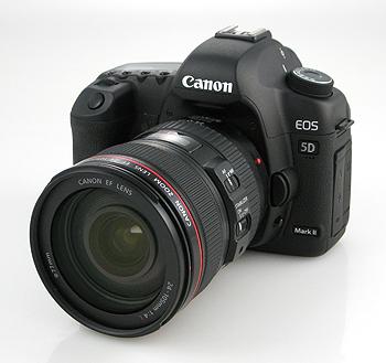 מצלמה רפלקס DSLR Canon EOS 5D Mark II קנון גוף בלבד