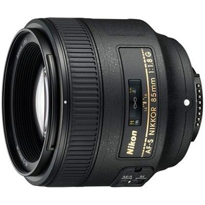 עדשה Nikon AF-S NIKKOR 85mm f/1.8G
