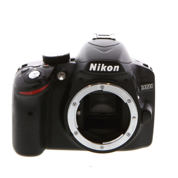 מצלמת ניקון גוף בלבד nikon d3200