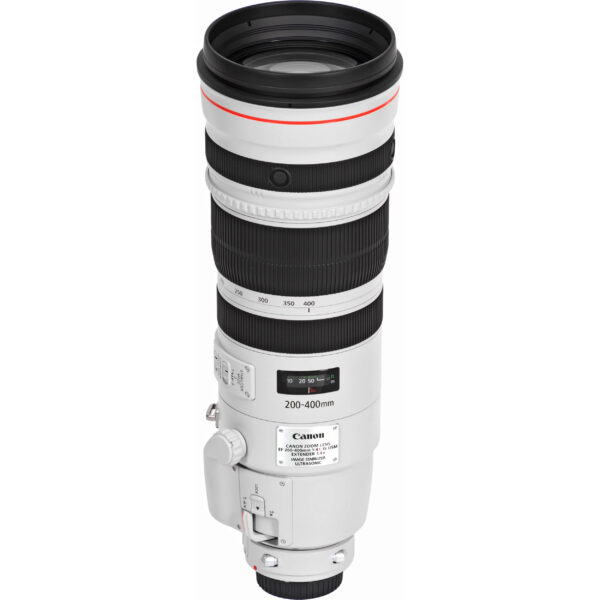 עדשת הדגל Canon EF 200-400mm f/4L IS USM Extender 1.4x קנון