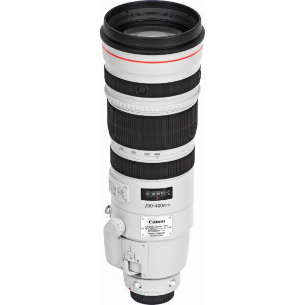 עדשת הדגל Canon EF 200-400mm f/4L IS USM Extender 1.4x קנון