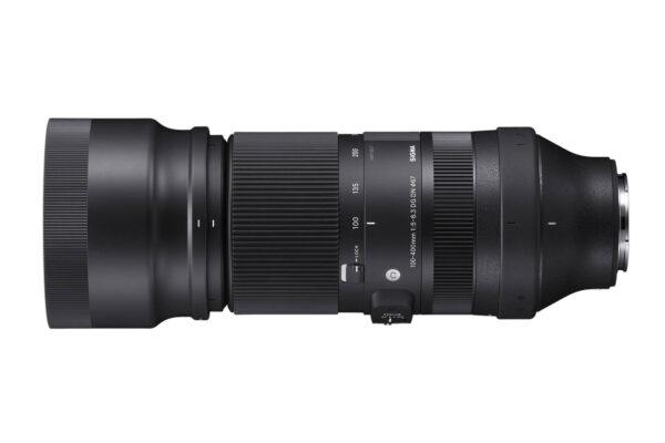 Sigma 100-400mm f/5-6.3 DG OS HSM  for SONY סיגמא